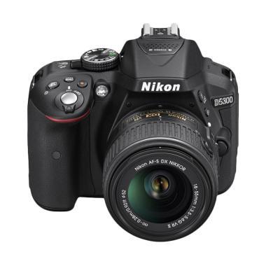 Nikon D5300 18-55mm VR Kamera DSLR