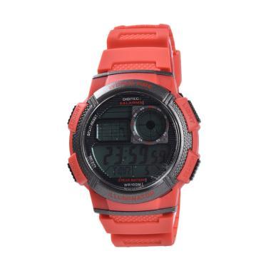 Jual Jam Tangan Digitec Merah Online - Harga Baru Termurah Maret 2019 | Blibli.com
