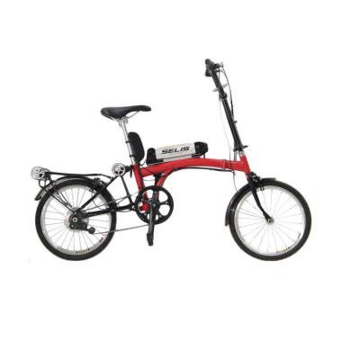 Selis Nano Sepeda Listrik