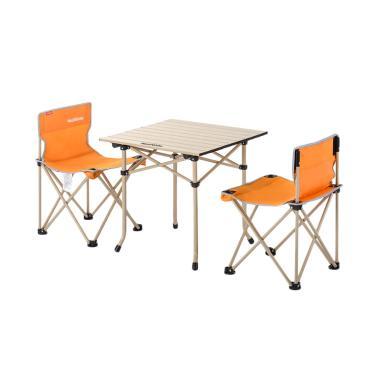 Naturehike Foldable Table Chair Per ... g [NH17Z002-S/ Set 3 pcs]