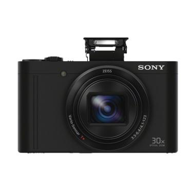 SONY WX500 dengan 30x Optical Zoom Kamera Pocket DSC-WX500