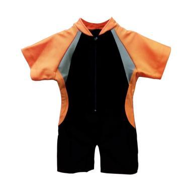 STB Kids Baju Renang Bayi Laki-laki - Orange [HTOR 02]
