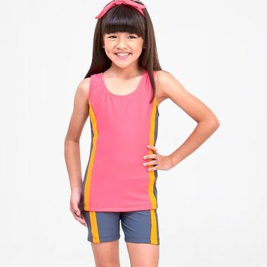 LEE VIERRA Lilo Two Pieces Baju Renang Anak Perempuan