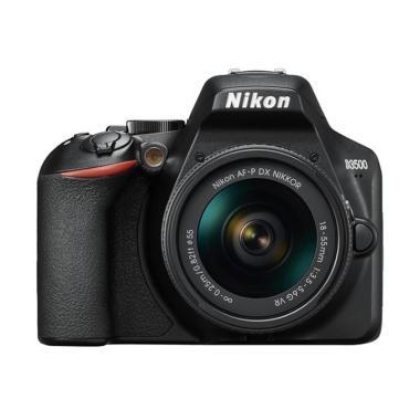 harga Nikon D3500 Kit 18-55mm DSLR Camera Free Tas Ori Nikon & Memory Free Lensa 70-300 Blibli.com