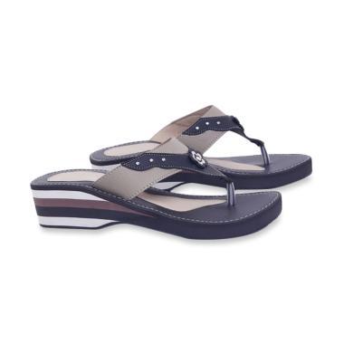 harga Garucci GUJ 8138 Kasual Sandal Wedges Wanita Blibli.com