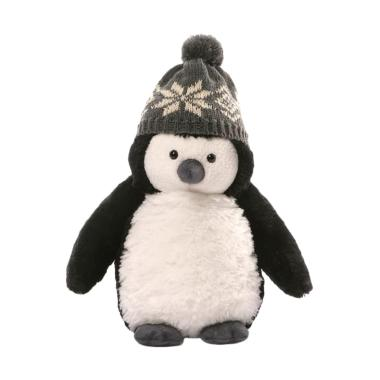 Gund Puffers Penguin Small Mainan Boneka