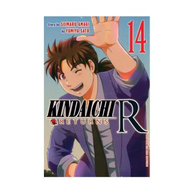 harga Elex Media Komputindo Kindaichi R 14 by Seimaru Amagi & Fumiya Sato Buku Komik Blibli.com