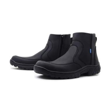RGclothes Don Luciano Sepatu Boot Safety Pria 17cc73ee6d