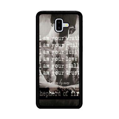 harga Flazzstore Avenged Sevenfold Shepherd Of Fire V0350 Premium Casing for Samsung Galaxy J6 Plus Blibli.com