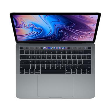 harga Apple MacBook Pro Touch Bar MR9R2 - Space Gray [Intel Core i5/ 8GB RAM/ 512GB SSD/ 13.3 Inch/ Mac OS] Blibli.com