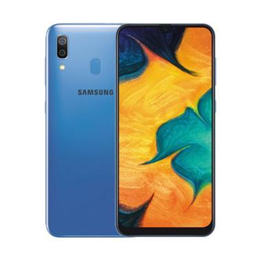 harga Samsung Galaxy A30 (Blue, 64 GB) Blibli.com