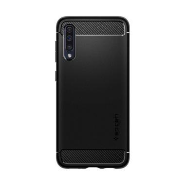 huge selection of 9049d cbdec Spigen Carbon Fiber Rugged Armor Soft Case Casing for Galaxy A50