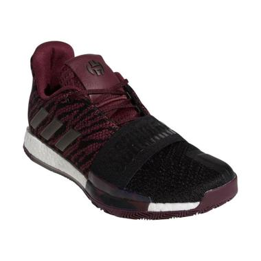 grossiste c7c38 f8440 adidas Men Basketball Harden Vol. 3 Playoffs Shoes Sepatu Basket Pria  [G54774]