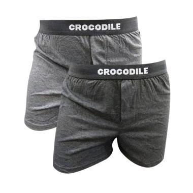 Crocodile Celana Boxer Pria [CR 555-001]
