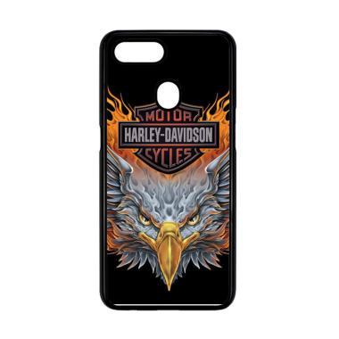 harga ROCKETCASE Motor Harley Davidson Eagle Logo P0370 Premium Custom Hardcase Casing for OPPO A7 Blibli.com