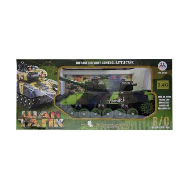 harga Brother Toys War Tank Battle Tank 9995 Mainan Remote Control Blibli.com