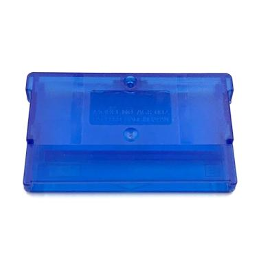 Bluelans Game Cartridge Card Storage Case Protective Cover Shell for Nintendo GBA SP- Blue