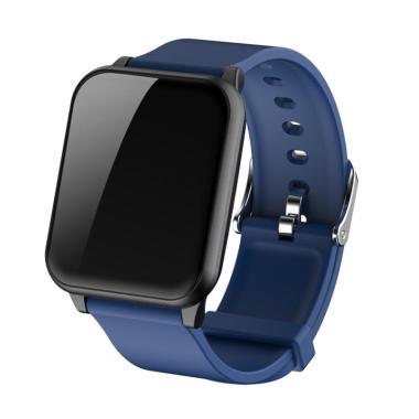 harga Bluelans Z02 Waterproof Bluetooth Heart Rate Monitor Smart Bracelet Sports Wristband Blibli.com