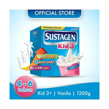 Bandung - Sustagen Kid 3+ Vanilla Susu Formula [1200 g]
