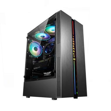Jual Cube Gaming Karvia Atx Mid Tower Case Online Januari 2021 Blibli