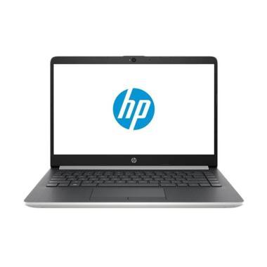 harga HP 14s-dk1005AU Laptop - Silver [R3-3250U/8GB/1TB+256GB SSD/UMA/NO-ODD/Backlit KB/W10/OHS 2019/14