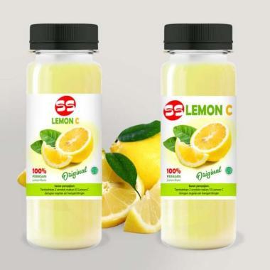 harga SS Lemon-C  Sari Jeruk Lemon Asli [250 mL] Blibli.com