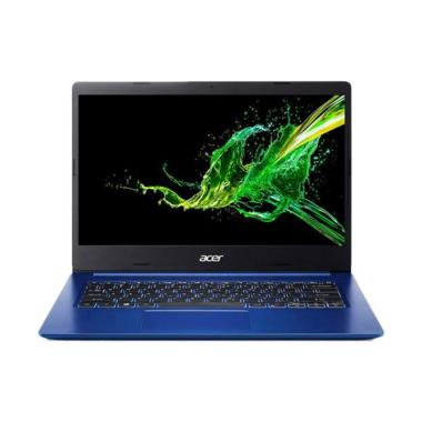 harga Acer Aspire A514-52KG-394L Laptop - Blue [Core i3-8130U - Up to 3.4GHz/ 4GB DDR4/ HD 1TB/ 14 Inch/ MX130 2GB/ W10] Blibli.com
