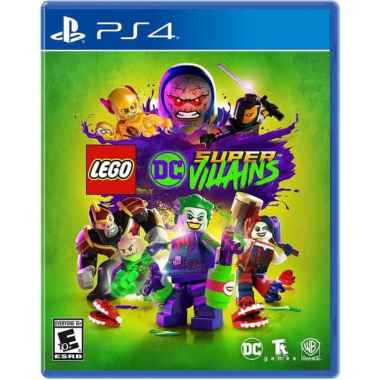 harga PS4 LEGO DC Super Villains - Villan Blibli.com