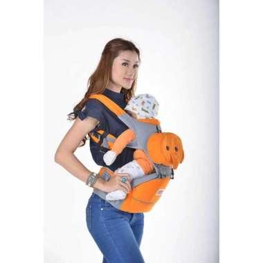 harga AMZ BERKAH - Tas Gendong Bayi Hipseat Cute Series Orange Blibli.com
