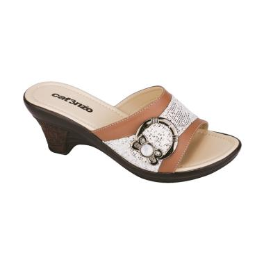 Catenzo TG 160 Sandal Wedges Wanita