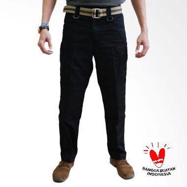 GDB Tactical Black Hawk Long Pants - Hitam