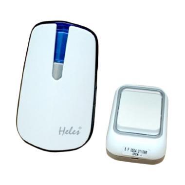 HELES 068K Bel Rumah Wireless [1 Tombol]