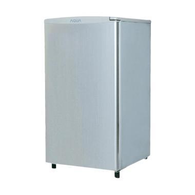 Aqua AQF-S4 S Home Freezer - Silver [5 Rak]