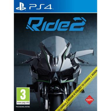 Sony Playstation 4 RIDE 2 DVD Game