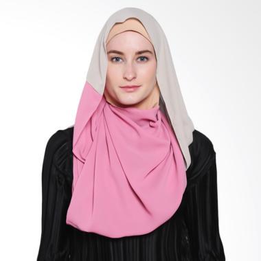 Tatuis 054 Damour Jilbab - Grey Pink