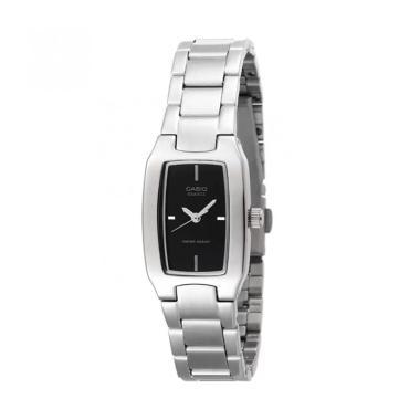 Jam Tangan CASIO Wanita LTP-1165A-1C2 -Black
