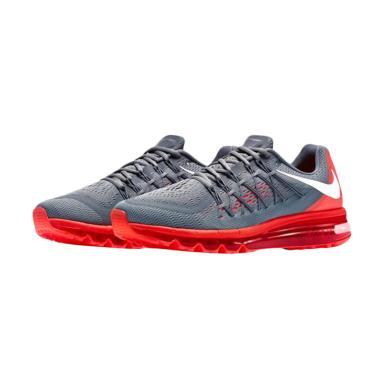 Nike Air Max 2015 Running Shoes - Grey 698902-018