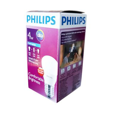 Philips LED Coolday Light Bohlam Lampu [4 Watt]