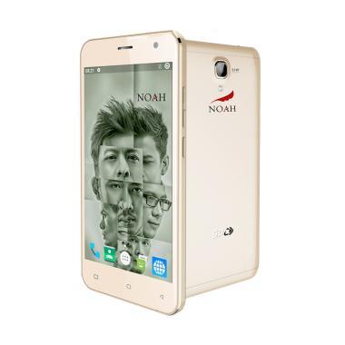 harga DSC - SPC Noah S12 Mercury Smartphone - Gold Blibli.com