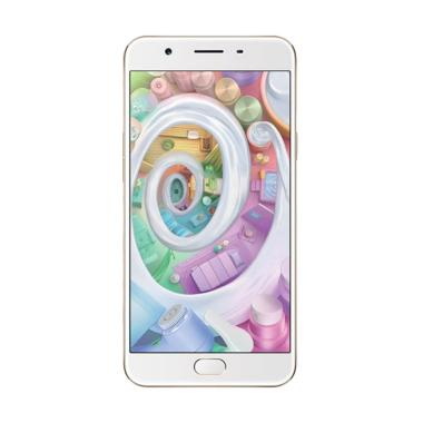 OPPO F1S Smartphone - Rose Gold [32 GB/3 GB]