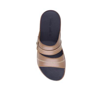 Homyped Sandal Pria Norton 02 - Tan