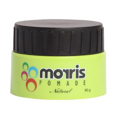 BELI..!!! Morris Pomade Natural Perwatan Rambut – Hijau [80 g]