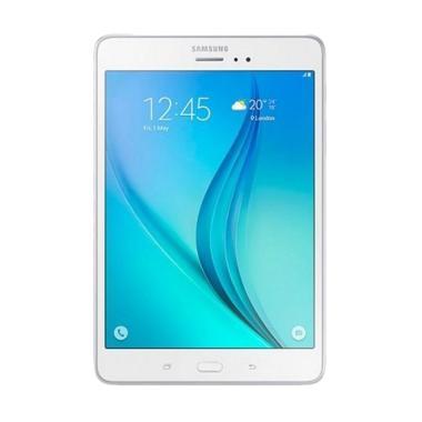 harga Samsung Galaxy Tab A 8.0 Tablet - White [16GB/1.5GB] Blibli.com