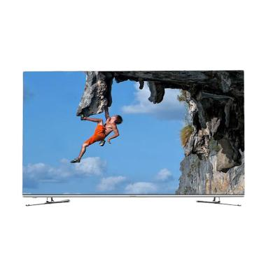 Coocaa 55G7200 LED TV - Silver [55 Inch/ 4K Smart]
