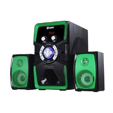 GMC 885U Bluetooth Speaker Active - Hijau