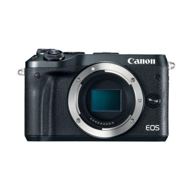 Canon Eos M6 Kamera Mirrorless [Body Only]