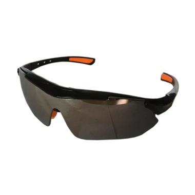 Nankai Kacamata Sepeda Sporty Hitam