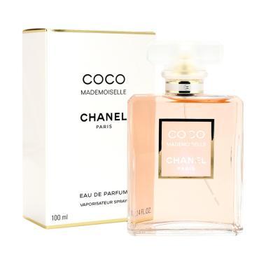 Chanel Coco Mademoiselle EDP Parfum Wanita [100 ML]