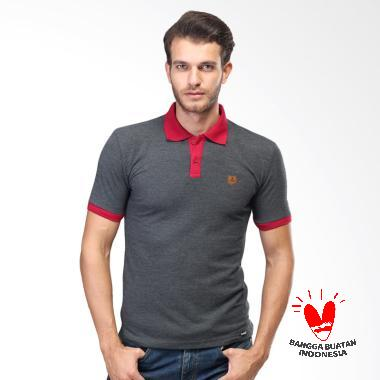 Inficlo SND 852 Roberto Wangki Polo Shirt Pria