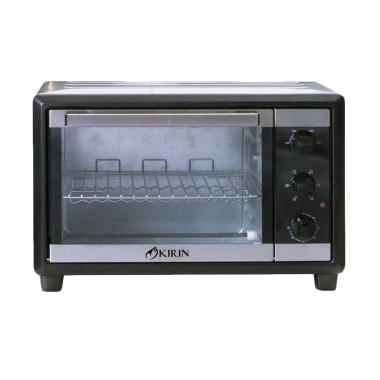 Kirin KBO-200RAB Oven Elektrik - Hitam [20 L]